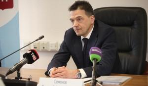 Начальник Объединения административно-технических инспекции Москвы Дмитрий Семёнов