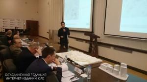 Заседание Москомархитектуры