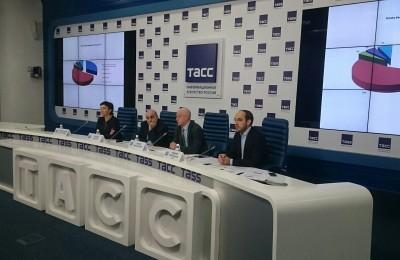 """Пресс-конференции """"Отношение москвичей к программе благоустройства центра столицы """"Моя улица"""" - итоги исследования"""""""
