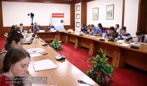 Пресс-конференция на тему «Итоги работы Мосгосстройнадзора в первом квартале 2017 года»