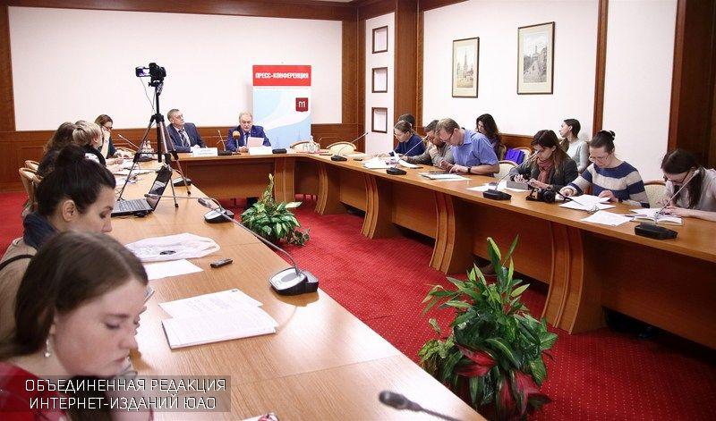 Комитет строительного надзора столицы подвел результаты работы за 1-ый квартал 2015-го
