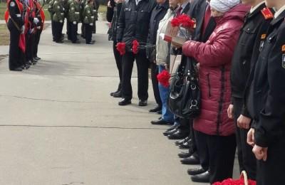 Торжественный митинг, посвященный жертвам Чернобыльской атомной электростанции