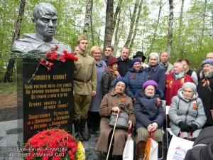 Новый мемориал «Солдату слава!»