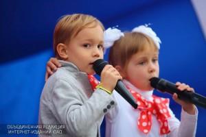 Юные певцы Южного округа