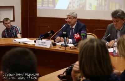 Руководитель Департамента градостроительной политики Москвы Сергей Левкин