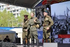 День Победы в ЮАО