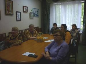 """Лекция в ТЦСО """"Орехово"""""""