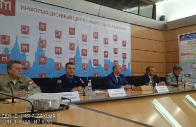 Пресс-конференция Василия Марьяна