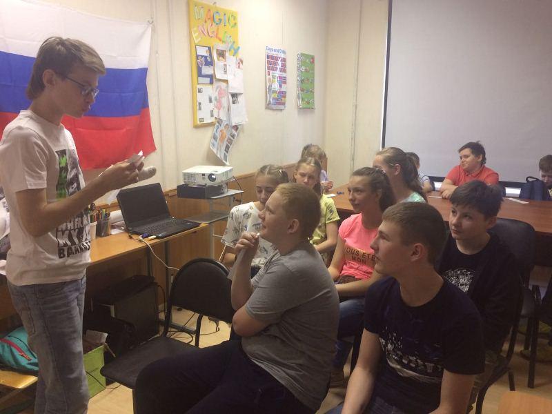 """Круглый стол в досугово-спортивном комплексе """"Прогресс"""""""