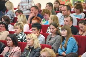 Встреча Алексея Челышева с жителями