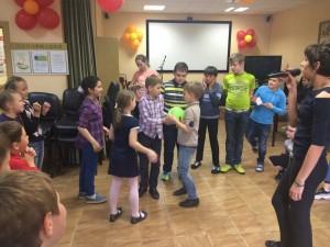 """Мероприятие в центре """"Прогресс"""""""