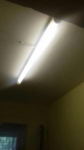 Новое освещение в доме на Ореховом бульваре