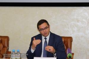 Заместитель руководителя Департамента труда и социальной защиты населения Москвы Андрей Бесштанько