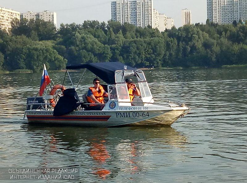 Мониторинг водоемов в районе Орехово-Борисово Северное