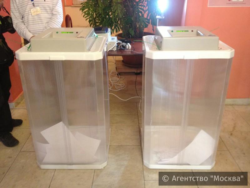 Муниципальные выборы прошли в Москве