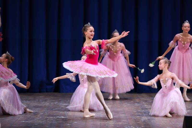 """Балерины студии """"Армида"""""""