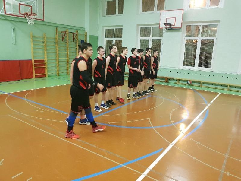 Баскетболисты школы №937