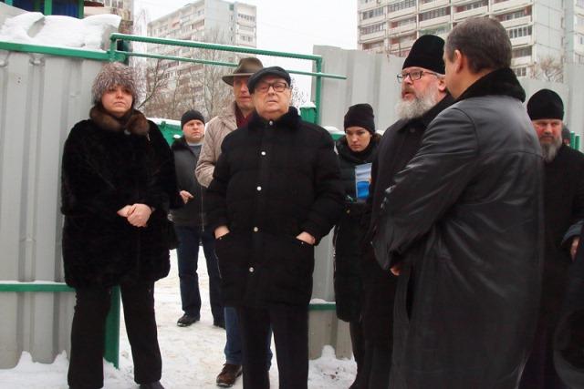 Депутат Государственной Думы, советник мэра Москвы Владимир Ресин провел выездное совещание
