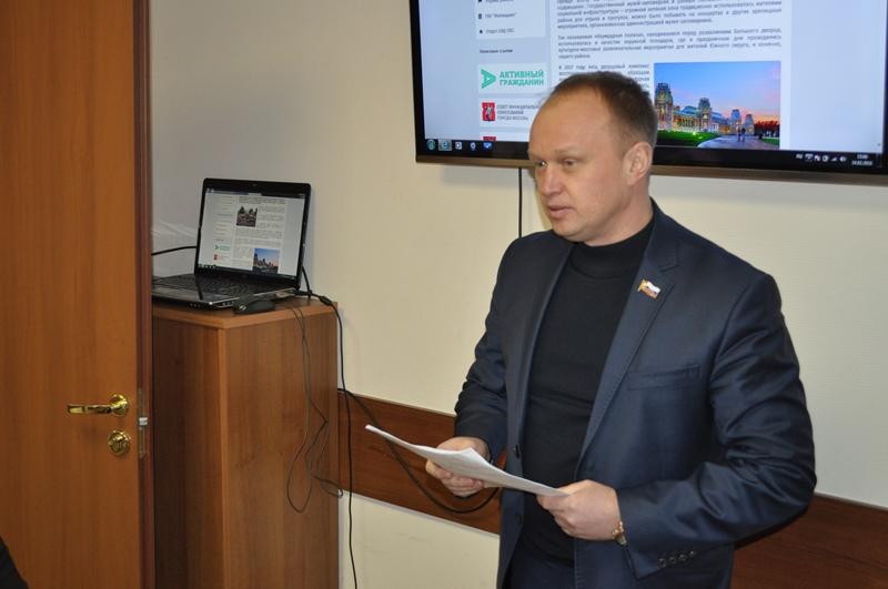 Главный врач детской городской поликлиники №12 Николай Пронько