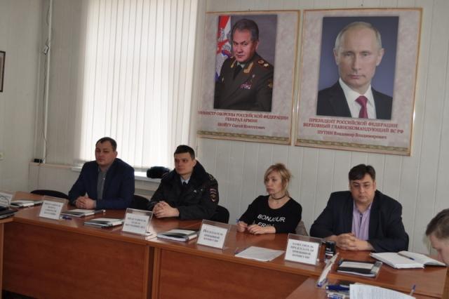 Призывная комиссия в районе Орехово-Борисово Северное