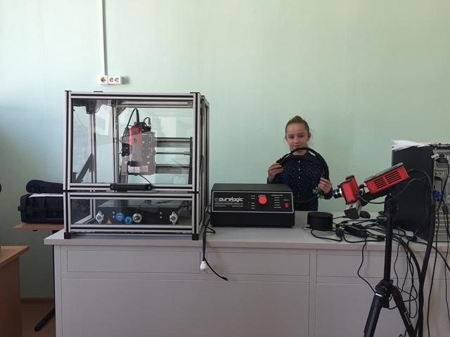 Инженерный класс в московской школе