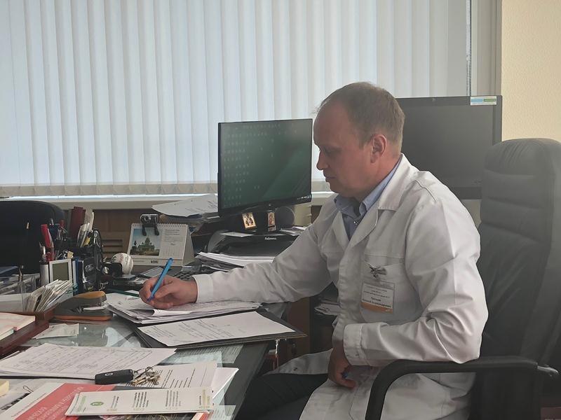 Николай Пронько