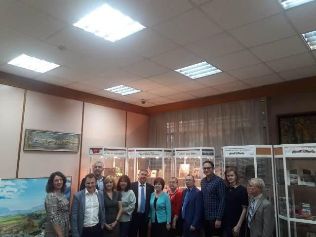 Собрание попечительского совета библиотеки № 147