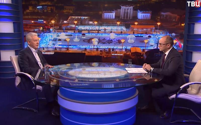 Собянин на ТВЦ 05.12.2018