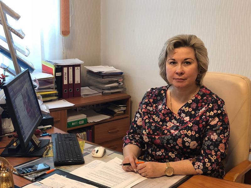 Глава муниципального округа Орехово-Борисово Северное Наталия Дмитриева