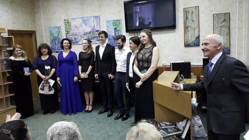 концерт, библиотека № 147, библиотека имени Сергея Орлова