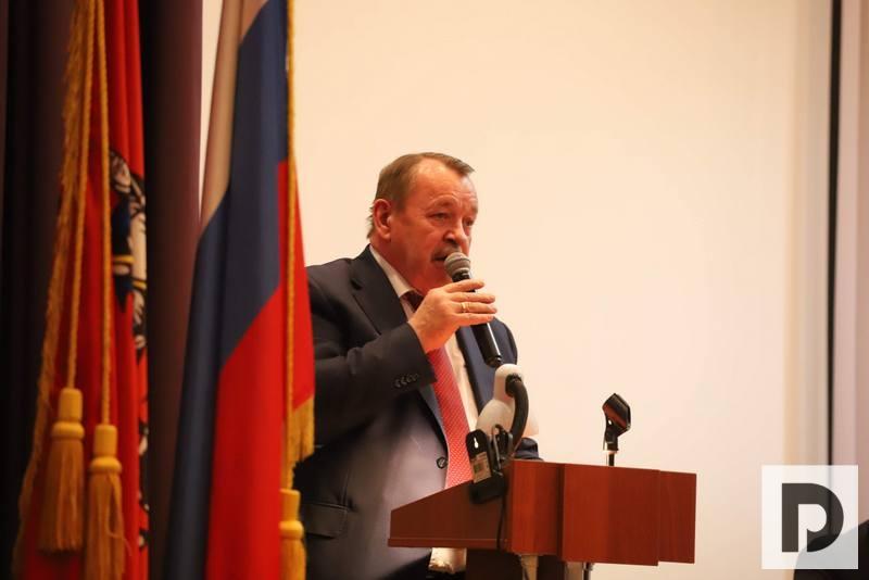 Префект Южного округа Алексей Челышев, встреча с жителями