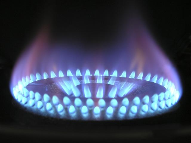 газ, горелка, плита, огонь, пиксабай