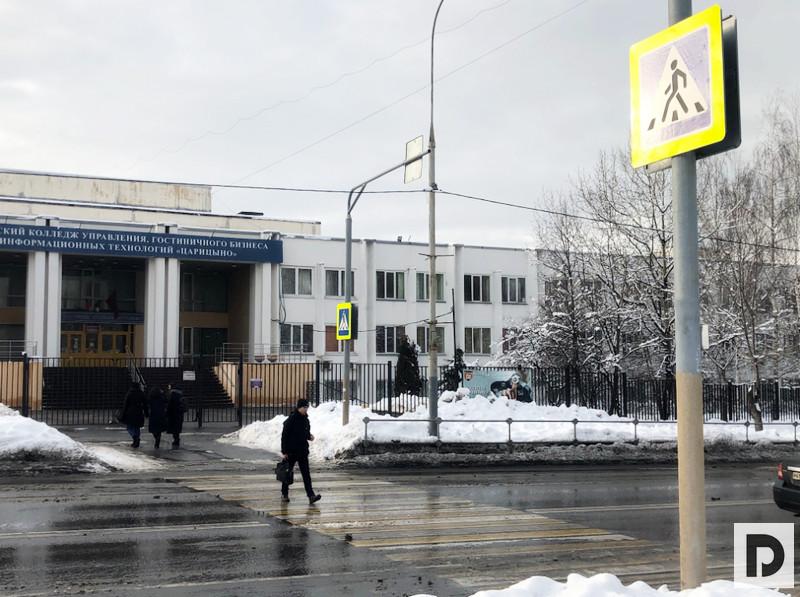 «Мой район», Сергей Собянин в нашем районе, благоустройство, программа, пешеходный переход, 001