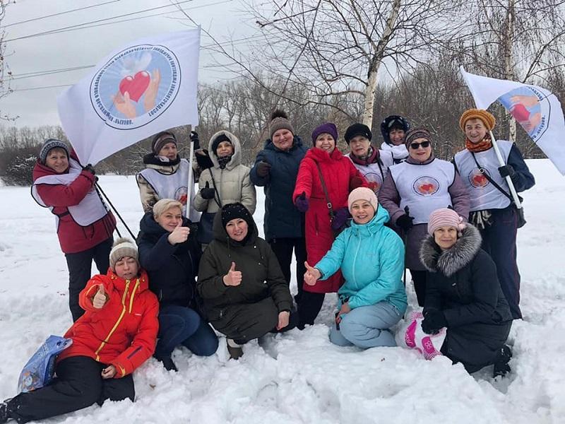 Лыжня Московского долголетия и зимняя рыбалка, 001