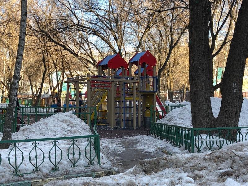 детская площадка в ОБС, 001
