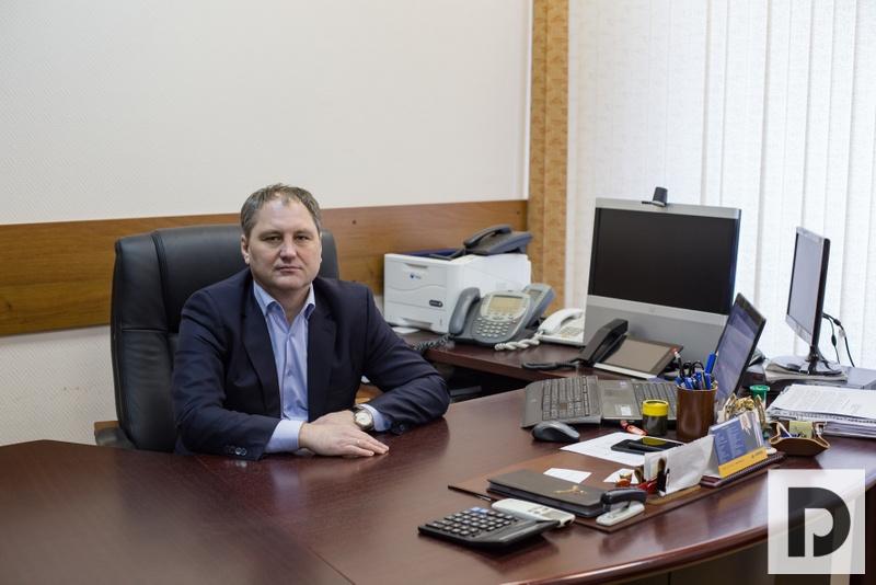Евгений Силкин, глава управы