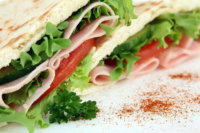 бутерброд, пиксабай