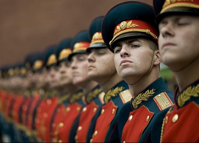 русский солдат, день защитника отечества, пиксабай