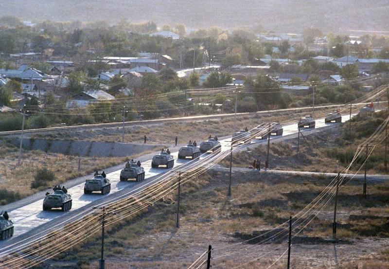 Афганистан, война, мультиурок