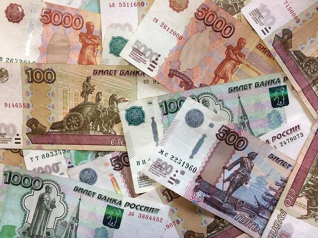 деньги, рубли, пиксабай