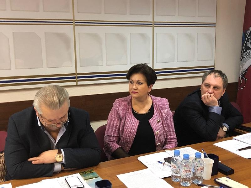 совет депутатов, заседание, капитальный ремонт, многокватирные дома