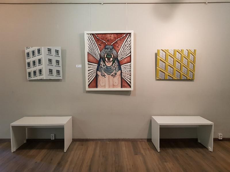 Среда обитания, выставка, галерея крыша (10)