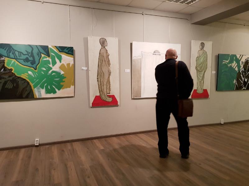 Среда обитания, выставка, галерея крыша (7)