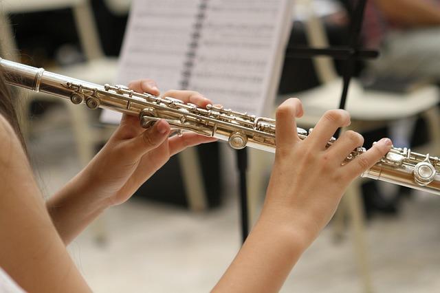 флейта, музыка, пиксабай