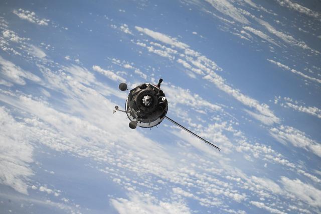 космос, спутник, пиксабай