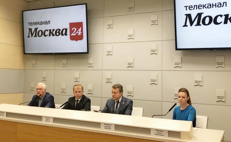 Выборные участки, Мосгордума, Москва
