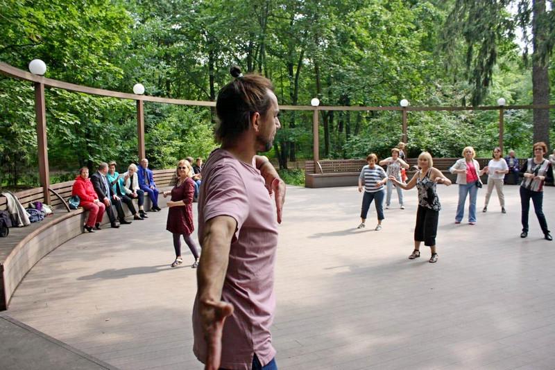 Артем Огурцов танцы в Царицыне