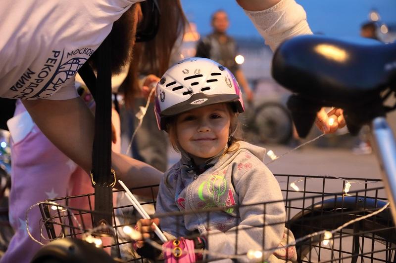 Велобайк, абонемент Сезон, абонемент Сезон. 45 мин., велопрокат, Ночной Московский Велофестиваль, велосипед
