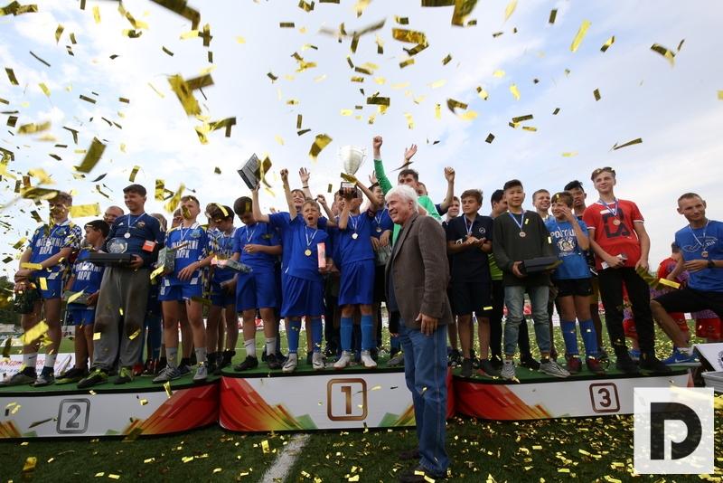Футбол в каждый двор, Орехово-Борисово Северное, турнир, футбол