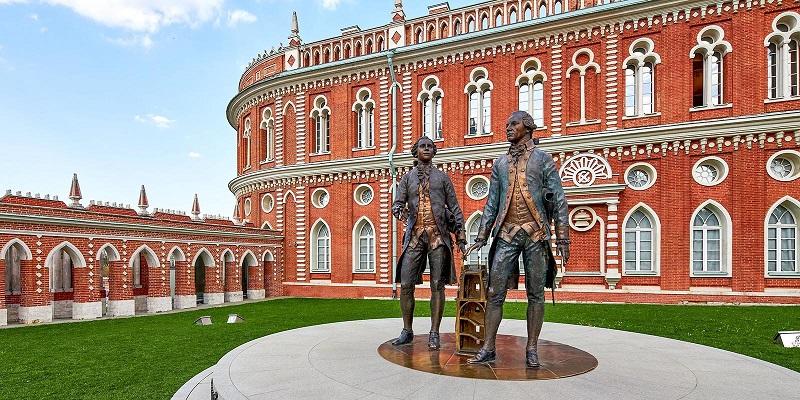 Царицыно, День семьи, Московская семья, мастер-классы